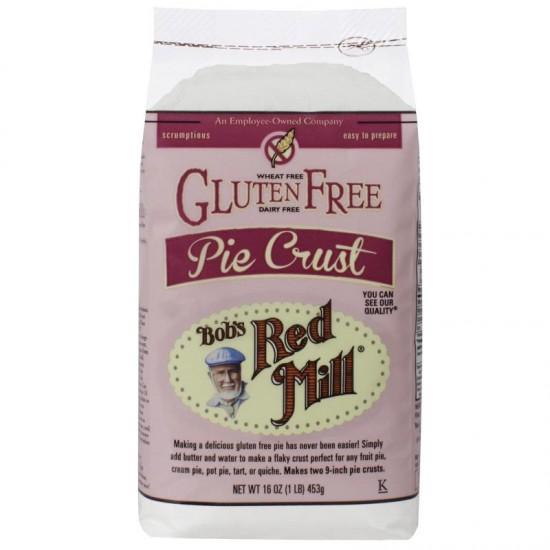 Bob's Red Mill, Pie Crust, Gluten Free, 16 oz (453 g)