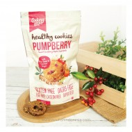 Ladang Lima, Gluten Free Pumpberry Cookies (180 gr)