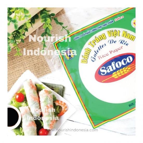 Safoco, Rice Paper 22cm (Banh Trang Viet Nam)