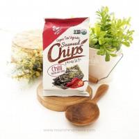 Sahmyook Organic Seaweed Chips Sea Chili 4gr