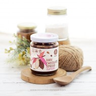 Sincere, Dark Chocolate Spread with Almond Hazelnut 225gr