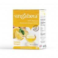 Singabera Premium Ginger Drink (Minuman Jahe Premium) Lemon