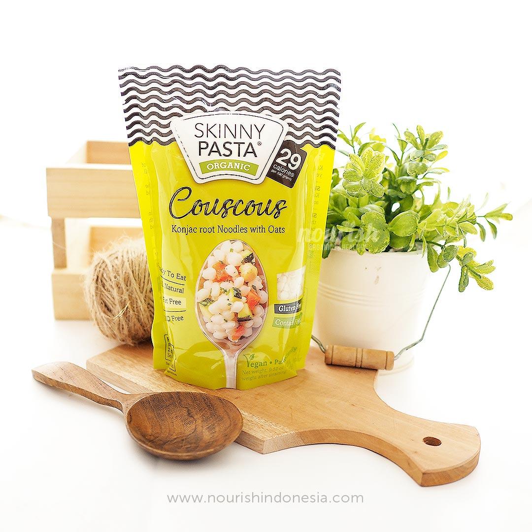 Skinny Pasta Organic Konjac Couscous 29 Cal 200gr