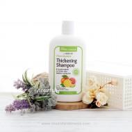 Madre Labs, Thickening B-Complex + Biotin Shampoo, No Sulfates, Citrus Squeeze 414 ml