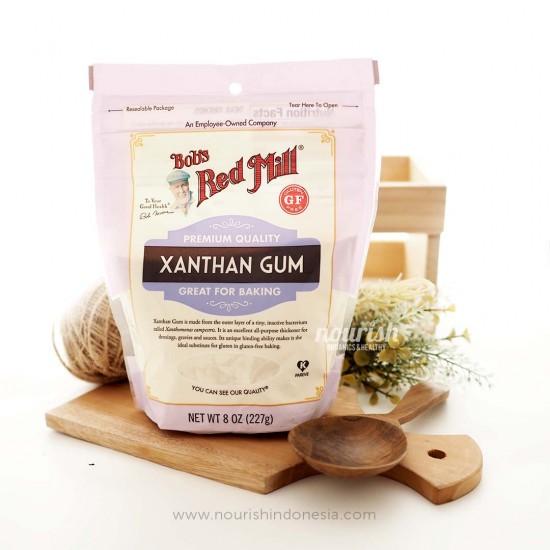Bob's Red Mill, Xanthan Gum, Gluten Free, 8 oz (1/2 lb) 226 g