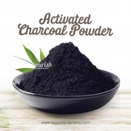 Nourish Indonesia, Activated Charcoal Powder 500gr
