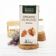 Australia's Own, Organic Almond Milk 1 L
