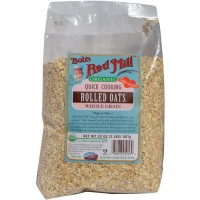 Bob's Red Mill, Quick Cooking Rolled Oats, Whole Grain (907 g)
