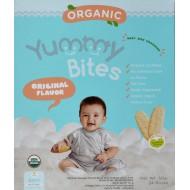 Yummy Bites Organic Original Flavor 50 gr (24pc)