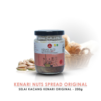 Timurasa, Kenari Nut Butter 200gr