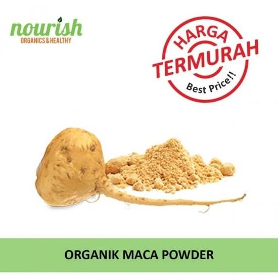 Raw Organic Maca Powder 500 gr