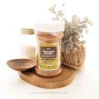 Nourish Indonesia, Cinnamon Powder 80 gr