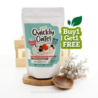 Quickly Oats! Instant Oatmeal Original BUY 1 GET 1 FREE (250gr x 2pc)