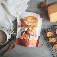 Cheezy Bites (Gluten Free Cheese Cookies ) Kue Sehat 150 gr