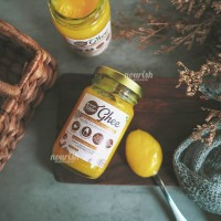Ghee ( Grass Fed Ghee Clarified Butter) 100 gr