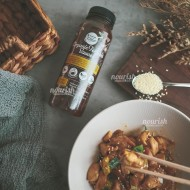 Organic Teriyaki Sauces Halal 250 ml