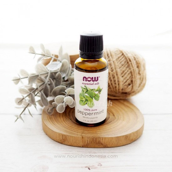 Now Foods, Essential Oils, Peppermint (30 ml)