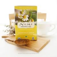 Numi Tea, Organic Chamomile Lemon Tea 18 Tea Bag