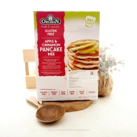 Orgran,  Apple & Cinnamon Pancake Mix (375 gr)