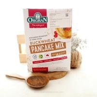 Orgran Buckwheat Pancake Mix Gluten Free (375g)