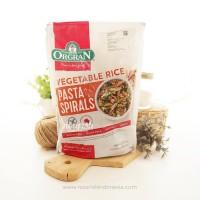Orgran, Vegetable Rice Spiral (250 gr)