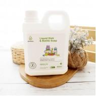 Pureco, Liquid Dish & Bottle Soap 900 ml