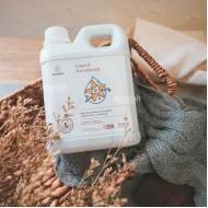 Pureco Liquid Handsoap Vanilla Home Size 900ml / Sabun cuci tangan