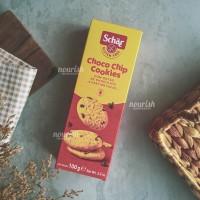 Schar, Gluten Free Chocolate Chip Cookies, 100g