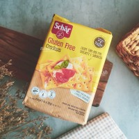 Schar Gluten Free Table Crackers -- 7.4 oz (210gr)