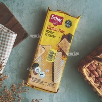 Schar, Chocolate Wafer 125 gr