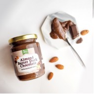 Tree Natura Almond Butter Dark Chocolate 225 gr (Selai Kacang Almond)